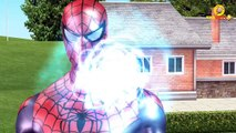 Spiderman Dinosaurios Vs Gorila Vs León De Luchar Contra Los Dinosaurios De Canciones Infantiles Para Niños De Dinosaurios