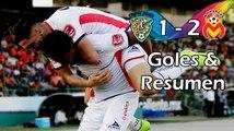 Jaguares de Chiapas vs Morelia 1-2 Goles Resumen Liga MX 2017 Jornada 6 | 12/02/2017
