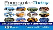 [Read Book] Economics Today: The Macro View (18th Edition) Mobi