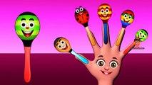 Детские деревянные игрушки Finger семья потешки Finger Семья Дети папа палец песня