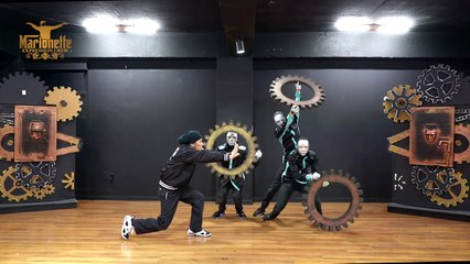# Practice - Gear Performance  [Poppin Hyunjoon 팝핀현준]