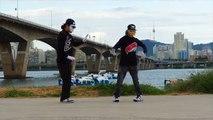 Poppin Brothers - with Poppin Juno [Poppin Hyunjoon 팝핀현준]