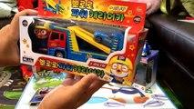 Korean Toys Pororo 뽀로로 Robocar Poli 로보카 폴리 Helly 헬리 Roy 로이Tobot 또봇 장난감 by FamilyToyReview