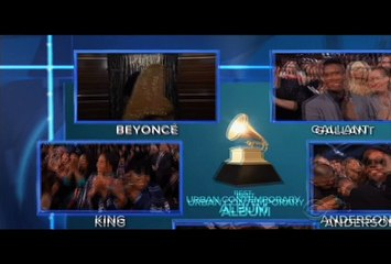 Beyoncé's Acceptance Speech At The Grammys