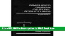 Get the Book Simplified Design of Steel Structures (Parker/Ambrose Series of Simplified Design