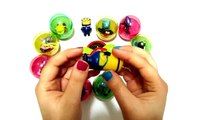 Minions Toys - Cars Mcqueen Toys - My Little Pony Toys - Sonic Toys - Paw Patrol Toys New Toys Video