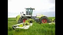 超巨大芝刈り機