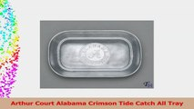 Arthur Court Alabama Crimson Tide Catch All Tray 33361900