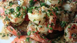 Garlic Shrimp Recipe – Quick & Easy Garlic Shrimp – YouTube