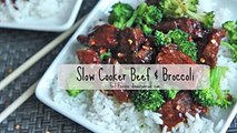 Slow Cooker Beef & Broccoli Recipe (Get Your Crock Pots Ready!) - YouTube