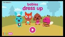 Sago Mini Babies Dress Up - Dress up babies Harvey, Jinja, Robin and Jack for hours of fun