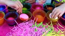 DISNEY ZOOTOPIA Coloring Easter Eggs with Disney Zootopia Easter Egg Decorating Kit