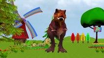 Mega Finger Family Collection | Dinosaurs Finger Family Nursery Rhymes | Dinosaurs Short M