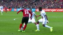 Le but de Nicolas Benezet face à Lyon