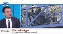 Florian Philippot : «On voit des bandes de racailles qui saccagent, qui brûlent et qui violentent»