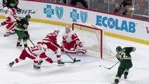 Detroit Red Wings vs Minnesota Wild | NHL | 12-FEB-2017