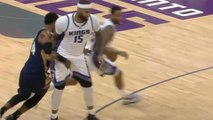 DeMarcus Cousins PUNCHED In Nuts By Buddy Hield