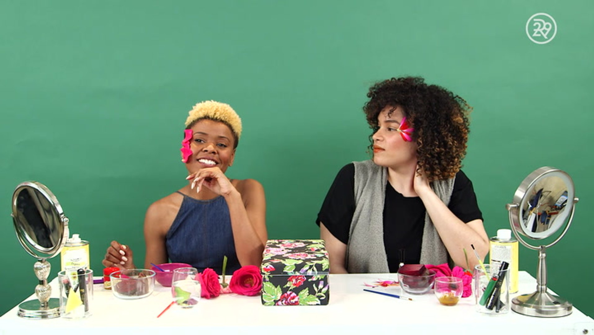 Beauty Box Challenge: We Tried Using Beets As A Blush!