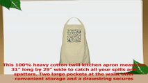 CafePress  Music Notes Apron  100 Cotton Kitchen Apron with Pockets Perfect Grilling 389e7a4d