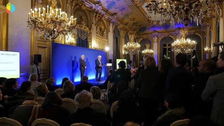 Jean-Marc Ayrault, Ministre des Affaires étrangères - Discours d'ouverture de la Nuit des Idées 2017