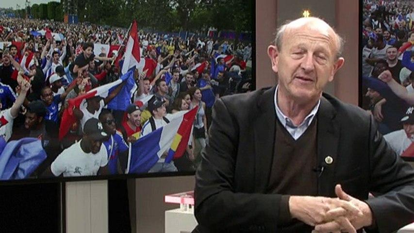 Sportus Politicus in speculo avec Jean-Luc Bennahmias