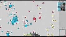 Diep.io Team Mode Turnaround - Epic Solo & Revenge Enemy Team