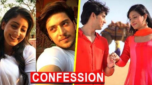 Kinshuk Vaidya aka Aryan CONFESSED His Feelings For Shivya aka Sanchi  Dating In Real Life