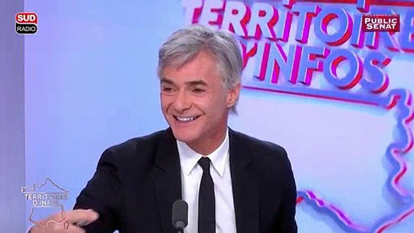 Jean-Luc Bennahmias est l'invité de Territoires d'infos