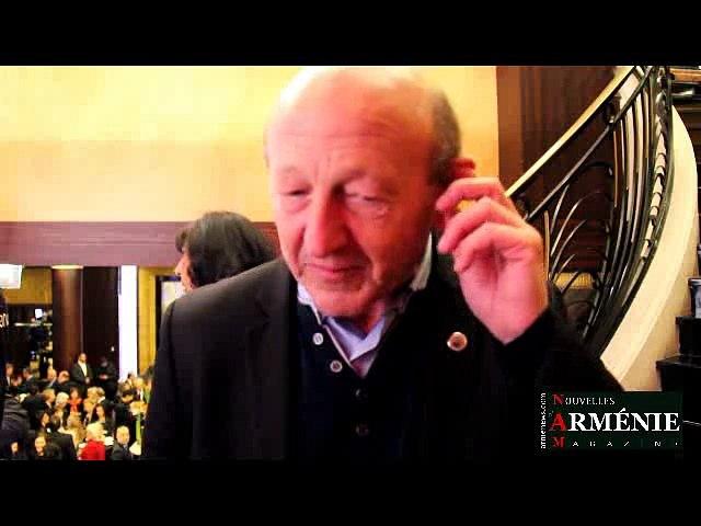 Réactions au dîner du CCAF Jean-Luc Bennahmias
