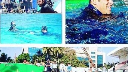 Tubelight: Salman Khan's LEAKED Underwater Video