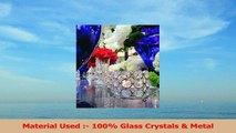 Crystal Tealight  Votive Candle Holders Wedding Table Centerpieces Set Of 4 0fac90e5