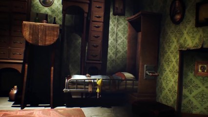 Little Nightmares-  8 minutes de Gameplay de Little Nightmares