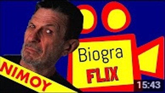 LEONARD NIMOY - BiograFLIX