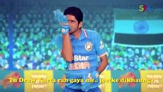 Virat Kohli Vs MS Dhoni Rap Battle - Shudh Desi Raps -