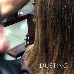 La technique du Hair Dusting @Salsalhair