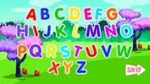 alphabet song | learn ABC | writing worksheets for kids