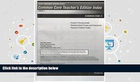 PDF  Scott Foresman Reading Street Common Core Teacher s Edition Index, Grade 4 Scott Foresman