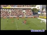 Lorient - Rennes But de Didot 8eme journée
