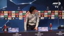 Ligue des champions: le PSG «ne se sent pas inférieur» au Barça