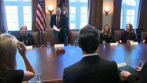 Le geste galant de Justin Trudeau envers Ivanka Trump à la Maison Blanche