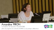Forum néolab² Lorient 6 juin 2016 - Amandine PIRON - Economie collaborative partie 2