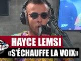 """Freestyle """"Quand hayce lemsi s'échauffe la voix"""" #PlanèteRap"""