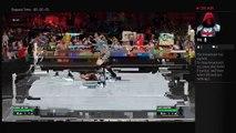 Elimination Chamber 2017 Randy Orton Vs Luke Harper