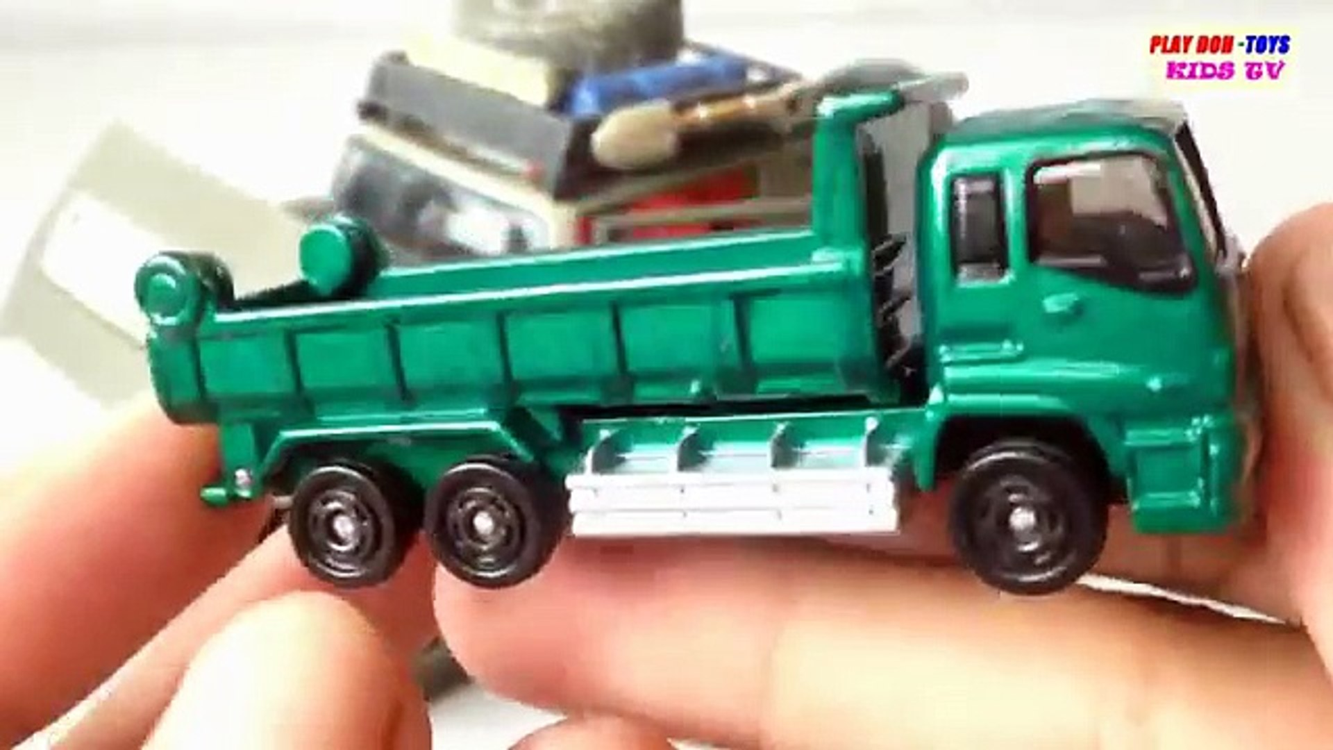 Maisto 2008 Hummer Hx Tomica Dump Truck Toy Car For Children Kids Cars Toys Videos Hd Collection