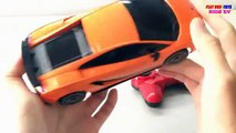 Rastar RC Car Toy: Lamborghini | Toys Cars For Children | Kids Cars Toys Videos HD Collection