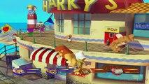 Tom y Jerry Guerra de los Bigotes / Jerry y el Monstruo Jerry Equipo / Juegos de dibujos animados de TV de los Niños