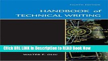 [Popular Books] Handbook of Technical Writing Full Online