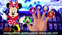 Mickey Mouse and Friends House of Ghosts Finger Family Song