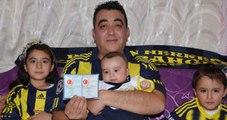"""Fanatik Fenerbahçeli Baba, Oğullarının Adını """"Alex"""" ve """"Sow"""" Koydu"""