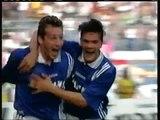 30.09.1997 - 1997-1998 UEFA Cup 1st Round 2nd Leg HNK Hajduk Split 2-3 FC Schalke 04